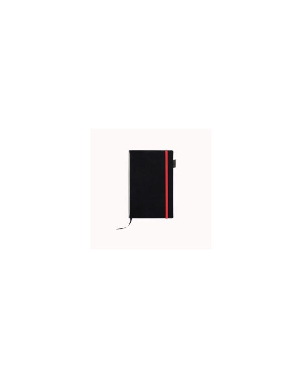 Vibrance A5 Casebound Notebook Deluxe