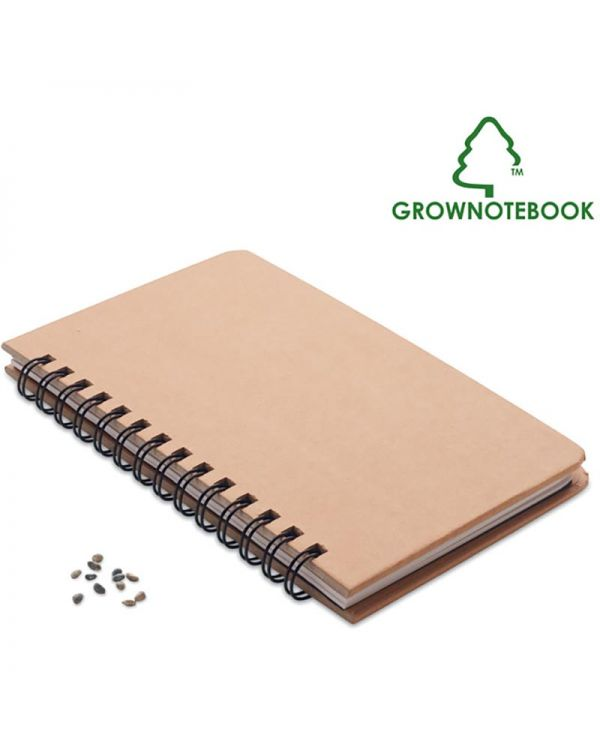 Pine Tree Notebook - Growtree Collection