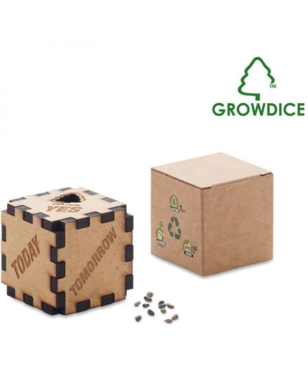 Pine Tree Dice - Growtree Collection