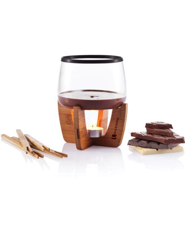 Cocoa Chocolate Fondue Set