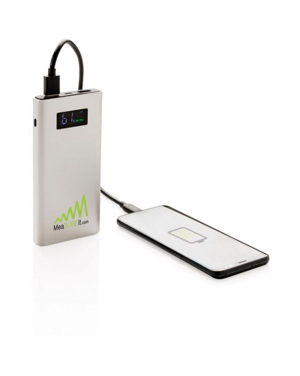 10,000 mAh Powerbank With Quick Charge
