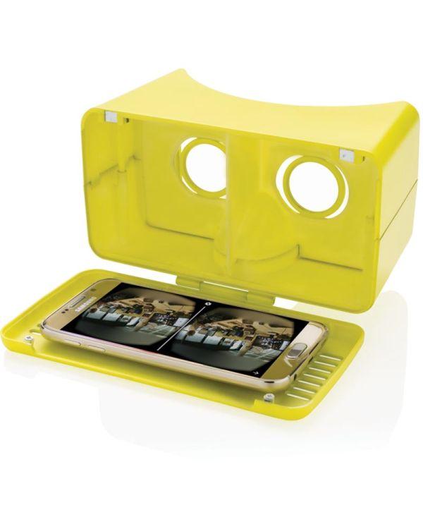 Extendable VR Glasses