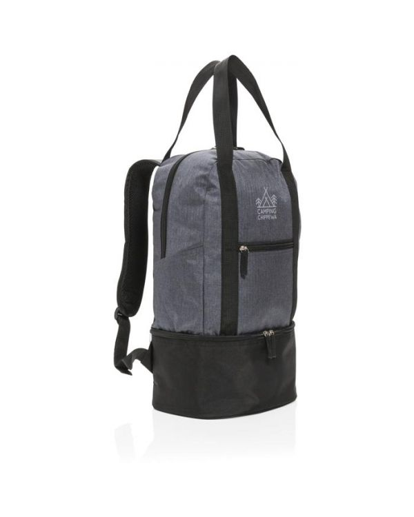 3-In-1 Cooler Backpack And Tote