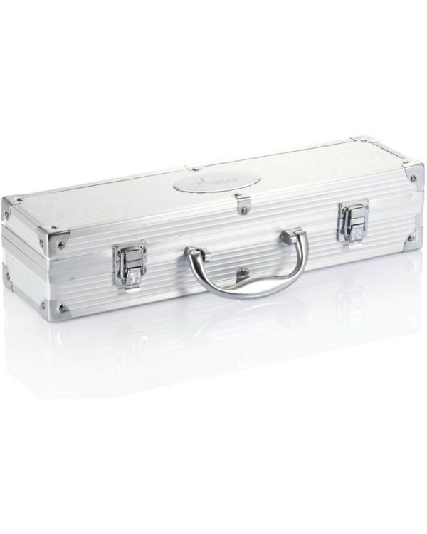 3 pcs Barbecue Set In Aluminium Box