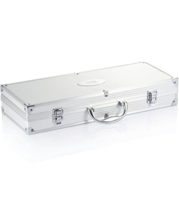 12 pcs Barbecue Set In Aluminium Box