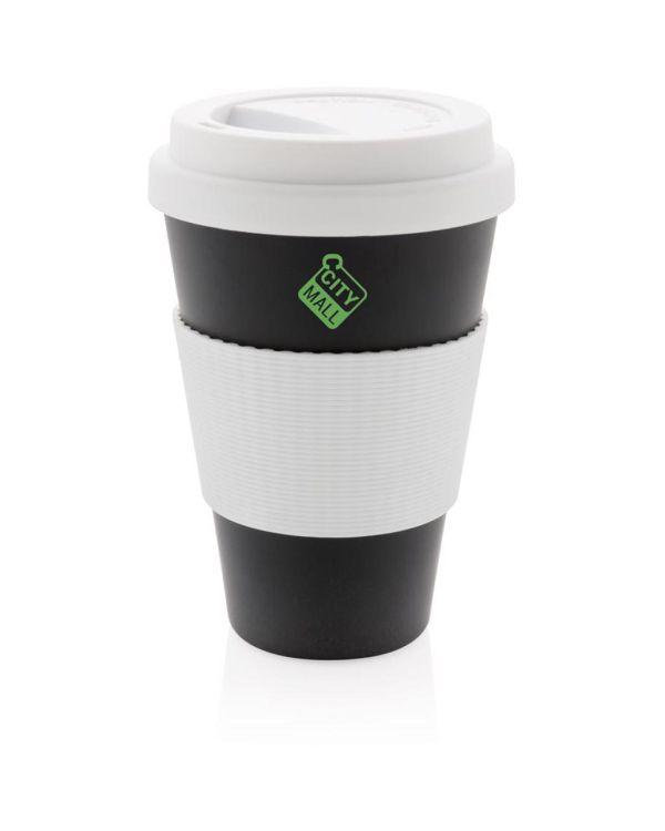 Plant Fibre Cup 430ml