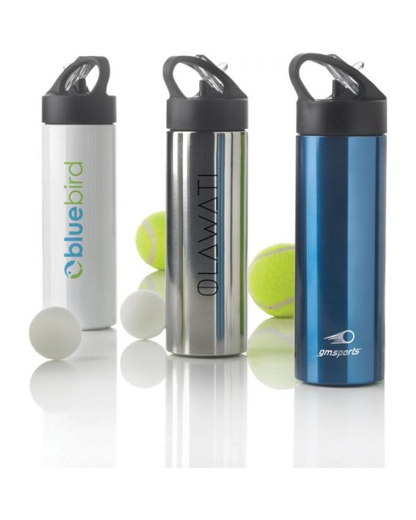 Sport Bottle With Straw