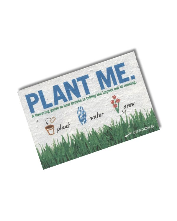 Plant It Paper Business Cards