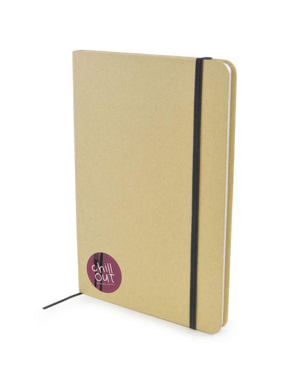 A5 Natural Notepad