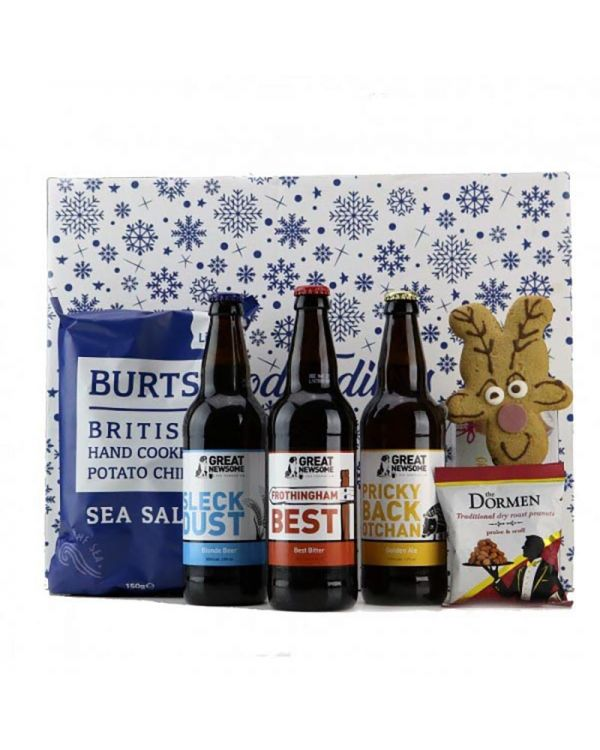 Real Ale Christmas Carton