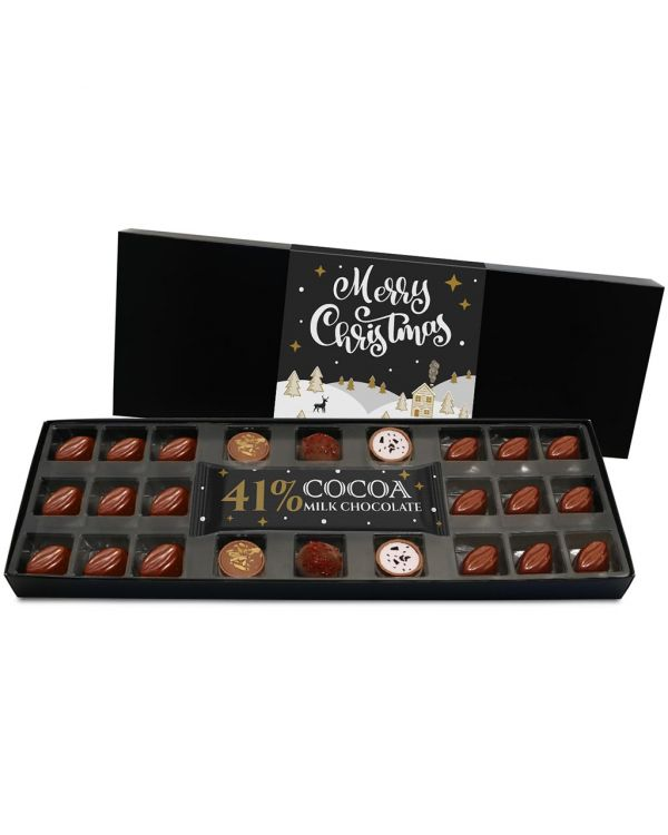 Winter Collection 2020 - Chocolate Box - Chocolate Truffles