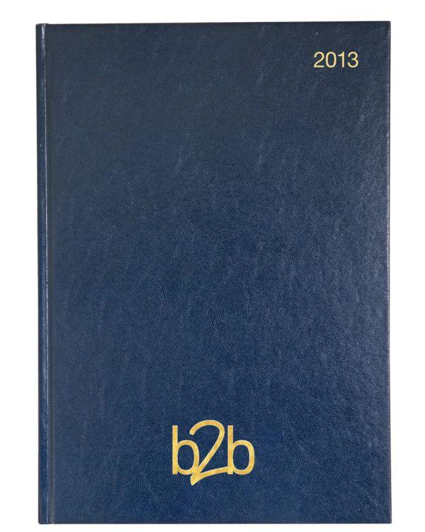 Strata A4 Desk Diary