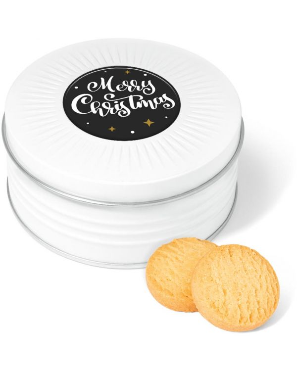 Winter Collection 2020 - Sunray Treat Tin - Mini Shortbread Biscuits