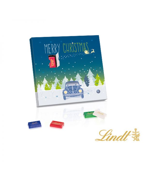 Lindt Mini Bar Advent Calendar
