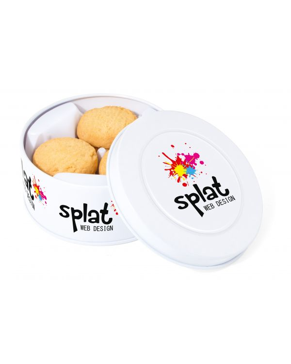 Treat Tin All Butter Shortbread Biscuits