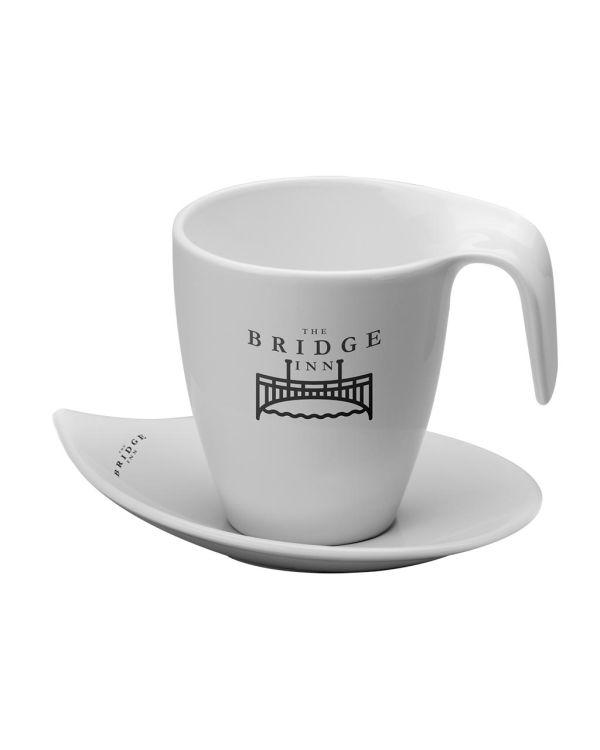 Flow Saucer 18 x 15 cm Mug
