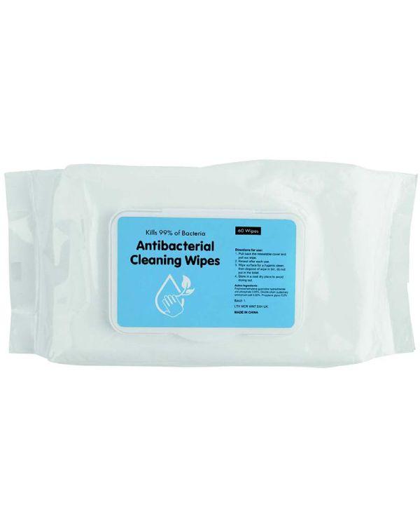 Anti Bacterial Wipes (60)