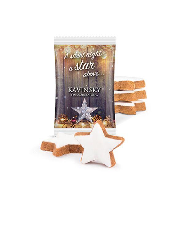 Star Cinnamon Cookie
