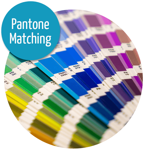 Pantone Match Products